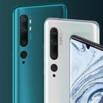 Xiaomi Mi Note 10 Ponsel Menawan Dengan Enam Kamera