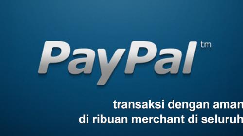 Contoh Akun Paypal Seperti apa sih ?