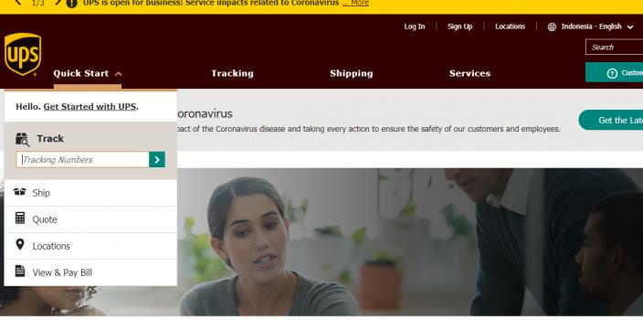 cara-tracking-paket-UPS