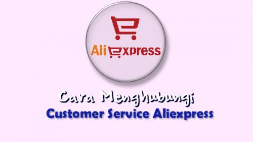 Cara Kontak Customer Service Aliexpress