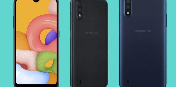 Samsung Galaxy A01 Pengganti J2 Prime Yang Lebih Gahar