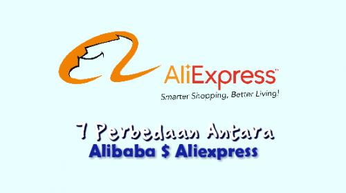 Ternyata ini 7 Perbedaan Antara Alibaba dan Aliexpress