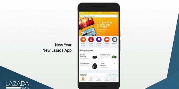 11 Langkah Cara Belanja di Lazada via Aplikasi HP
