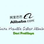 13 Cara Melihat Profil Seller Yang Baik di Alibaba