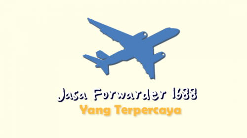 Jasa forwarder 1688