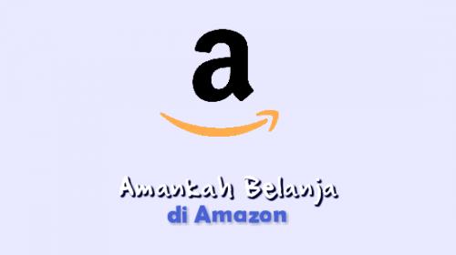 Amankah Belanja Di Amazon