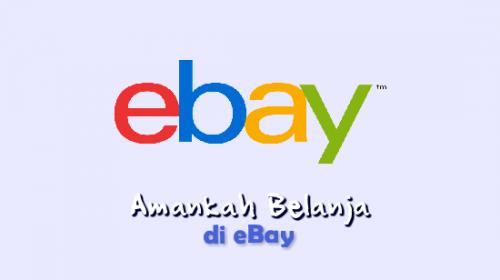 Amankah Belanja Di eBay
