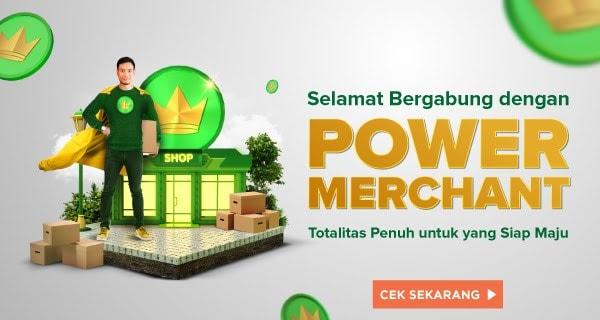 Berbagai Keuntungan Menjadi Power Merchant Tokopedia