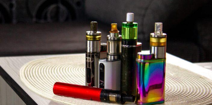 Aturan Mengenai Impor Rokok Elektrik
