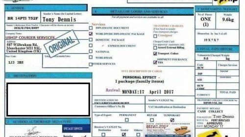Berapa Lama sih Waktu Pengiriman Paket dari London ke Indonesia ?