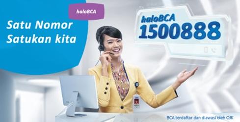 Halo BCA: Layanan Call Center BCA selama 24 jam