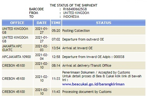 Apa itu Arti Jakarta MPC 10900