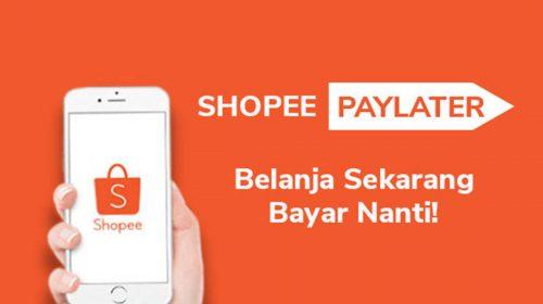 Cara Mengaktifkan Shopee Paylater yang di Nonaktifkan