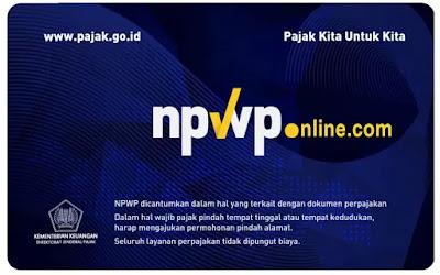 Sangat Mudah! Begini Cara Daftar NPWP Online