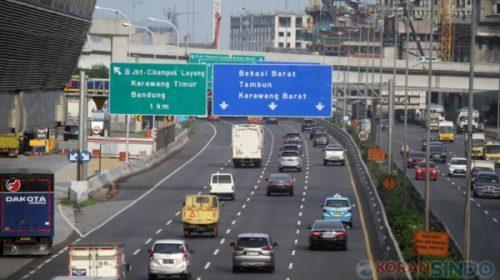 Tarif Tol Jakarta-Cikampek 2021